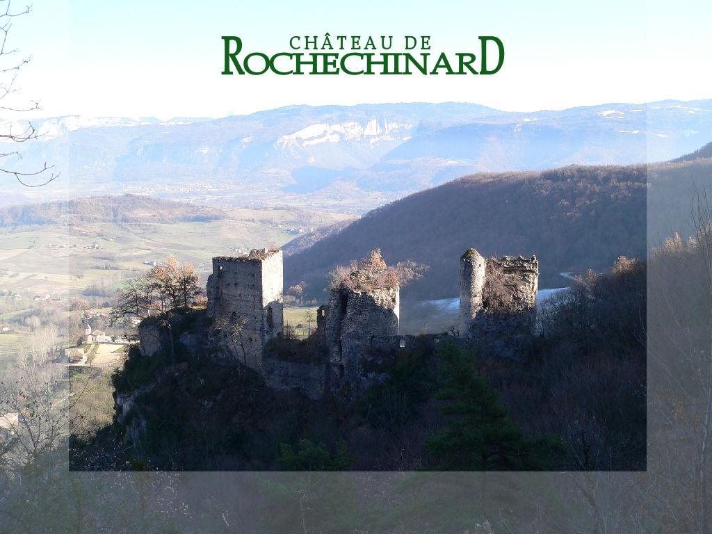 chateau de rochechinard